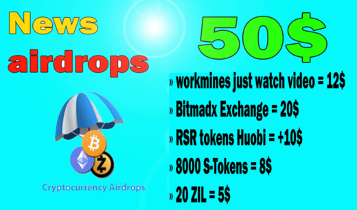 free 55$ just watch video + free cryptocurrency   copy link to join   » link : https://vk.com/public167242130?w=wall-167242130_397   link steemit : https://steemit.com/@ahmedmzd   » link in medium : https://medium.com/@ahmedmzd07   » link in telegrame : https://web.telegram.org/#/im?p=@cryptocurrencytop1   #airdrops #airdrop #ICO #ico #Airdrop #free #Airdrops #airdropalert #News #Crypto #crypto #AirdropUpdates #security #cryptocurrency #Cryptocurrency #news #bitcoin #Bitcoin #Coins #coins #EOS #Ethereum #realestate #token #tokens #Token #Tokens #AirDrop #Airdrop #AirdropsCrypto #AirdropsThisWeek #Bounty #CryptocoinNews #DecentralizedApplication #DecentralizedPaymentSystem #FreeAirdrop #FreeAirdropToken