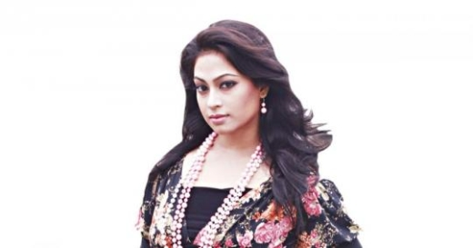 """""""I have reportedly been married for several times. Some rumours about my marriage reach me and others don't. Most interestingly, even I do not know that I'm getting married,"""" film actress Sadika Parvin Popy said, reacting to the buzz of her marriage.  #popy #notmarried #love #girls"""