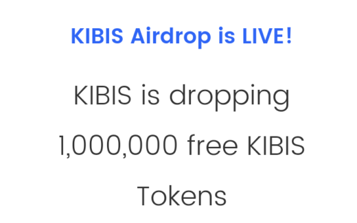 👉 KIBIS Airdrop 👈  Free 50 KIBIS = $15 USD | No Ref  Link : https://airdrop.kib.is/  👉 Join the Telegram group and post a comment – 10 Token  👉 Like and comment on KIBIS's Facebook – 10 Token 👉 Follow KIBIS on Twitter and Re-tweet a Tweet -10 Token 👉 Follow KIBIS and comment on Instagram – 10 Token 👉 Get 10 Additional KIBIS Tokens – Earn 5 KIBIS Tokens – Subscribe KIBIS's Subreddit and comment. – Earn 5 KIBIS Tokens by following the below steps :  – Tweet about the KIBIS using the hashtags – #kibis #kibiskiosk #selfservicekiosk – Make a Post on Facebook using the hashtags – #kibis #kibiskiosk #selfservicekiosk  Done  # ethereum # bitcoin # litecoin # trx # cryptocurrency # crypto # EOS # ETH # blockchain # airdrop # bounty # ERC20 # ICO # exchange # btc # giveaway